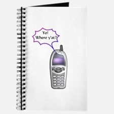 Cell Phone Junkie Journal