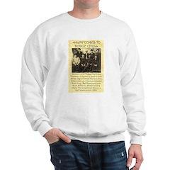 Dodge City Peace Commission Sweatshirt