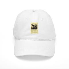 Dodge City Peace Commission Baseball Cap