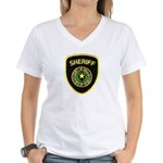 Dallas County Sheriff Women's V-Neck T-Shirt