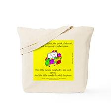 eNursery Rhymes Shopping Tote Bag