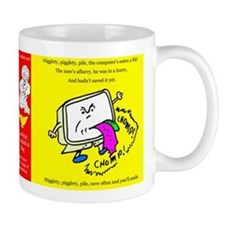 eNursery Rhymes Mug