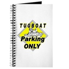 Tug Boat Parking Only Journal