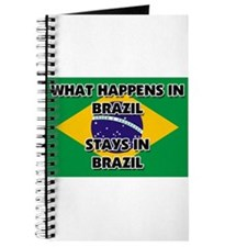 What Happens In BRAZIL Stays There Journal