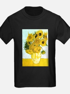 Van Gogh Sunflowers T