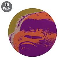 """Gorilla 3.5"""" Button (10 pack)"""