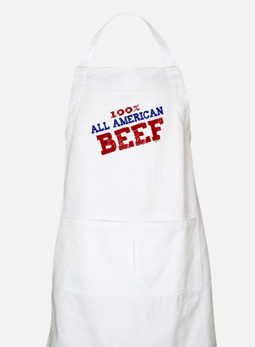 Ameican Beef BBQ Apron