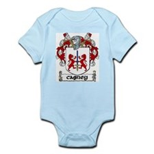 Cagney Coat of Arms Infant Bodysuit