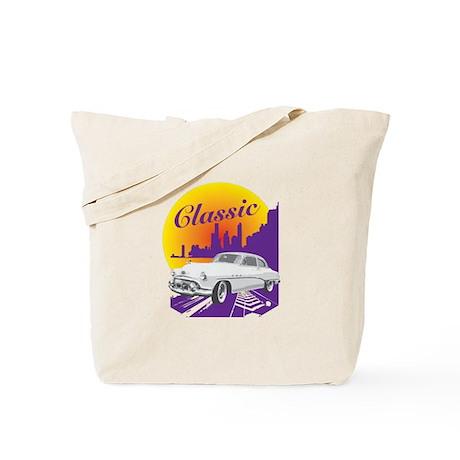 BUICK AT DAWN Tote Bag