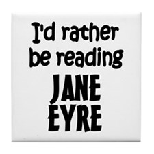 Jane Eyre Tile Coaster