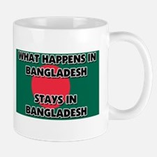 What Happens In BANGLADESH Stays There Mug