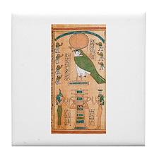 Egypt 4 Tile Coaster