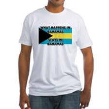 What Happens In BAHAMAS Stays There Shirt