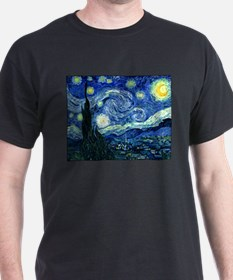 Starry Night T-Shirt