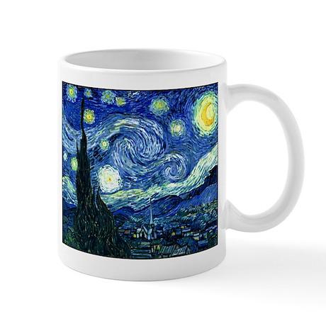 Starry Night Mug
