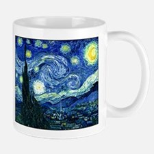 Starry Night Small Small Mug