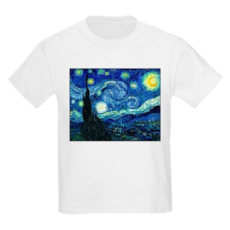 Starry Night Kids Light T-Shirt