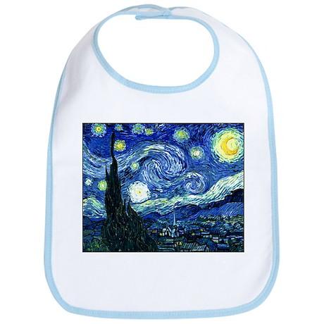 Starry Night Bib