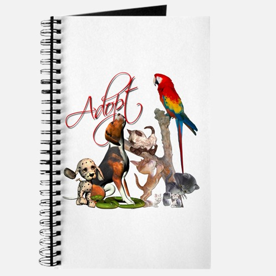 Adopt a Pet Journal