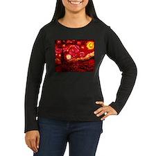 Fiery Night T-Shirt