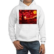 Fiery Night Hoodie