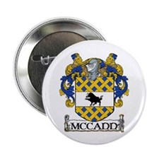 """McCann Coat of Arms 2.25"""" Button (10 pack)"""