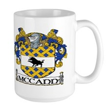 McCann Coat of Arms Mug