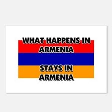 What Happens In ARMENIA Stays There Postcards (Pac