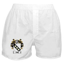 Carey Coat of Arms Boxer Shorts