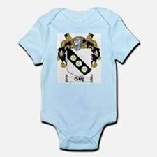 Carey Coat of Arms Infant Bodysuit