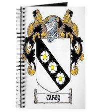 Carey Coat of Arms Journal