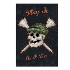 Play It As It Lies Postcards (Package of 8)