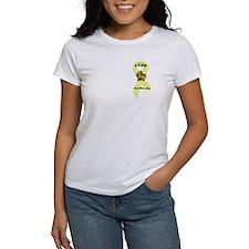 yellow ribbon front in jpeg T-Shirt