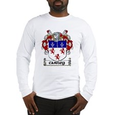 Carney Coat of Arms Long Sleeve T-Shirt