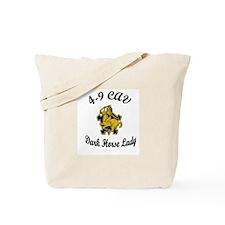 Cute First cavalry Tote Bag