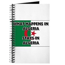 What Happens In ALGERIA Stays There Journal