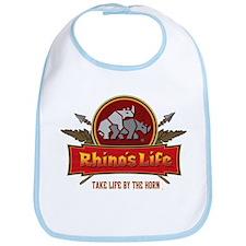 Rhino's Life Bib