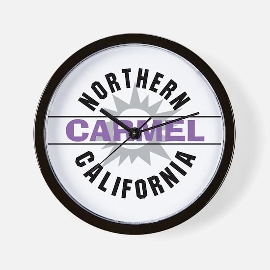 Carmel California Wall Clock