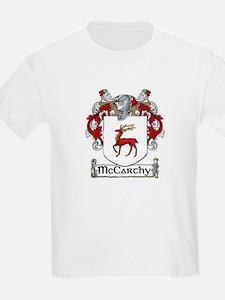 McCarthy Coat of Arms T-Shirt