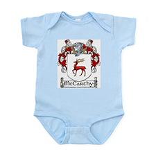 McCarthy Coat of Arms Infant Bodysuit