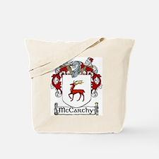 McCarthy Coat of Arms Tote Bag