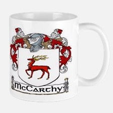 McCarthy Coat of Arms Mug