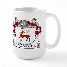 McCarthy Coat of Arms Mug