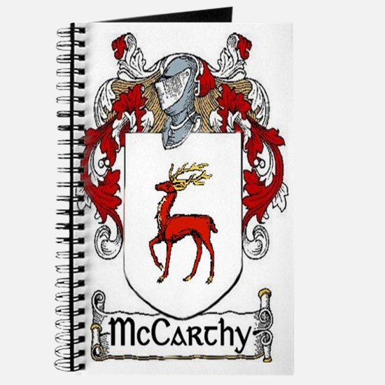 McCarthy Coat of Arms Journal