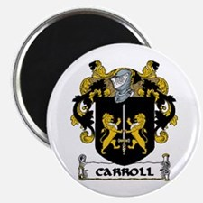 "Carroll Coat of Arms 2.25"" Magnet (10 pack)"