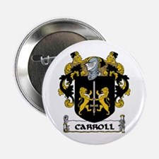 "Carroll Coat of Arms 2.25"" Button (10 pack)"