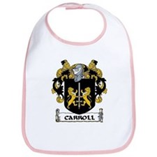 Carroll Coat of Arms Bib