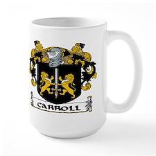 Carroll Coat of Arms Mug