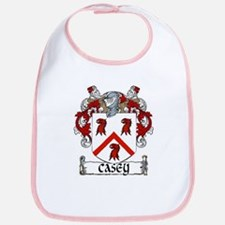 Casey Coat of Arms Bib