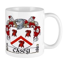 Casey Coat of Arms Mug
